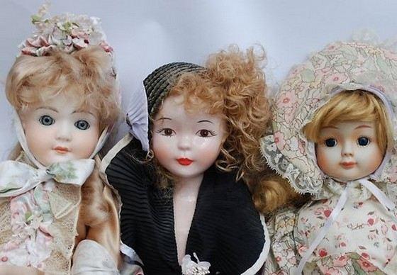 Ошибки и принципы коллекционирования кукол