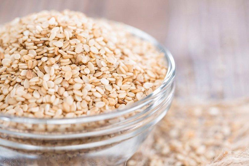 Аллергия на кунжут: какие продукты питания опасны?