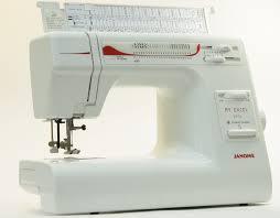 Почему популярны швейные машинки Джаноме?
