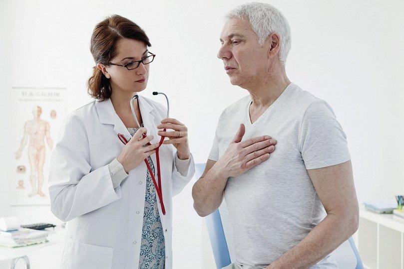Мерцательная аритмия: симптомы и диагностика