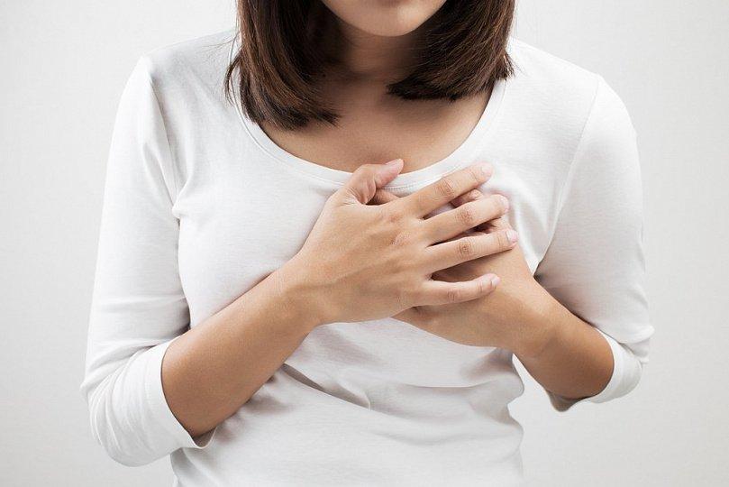 Рак груди: причины, симптомы, самодиагностика