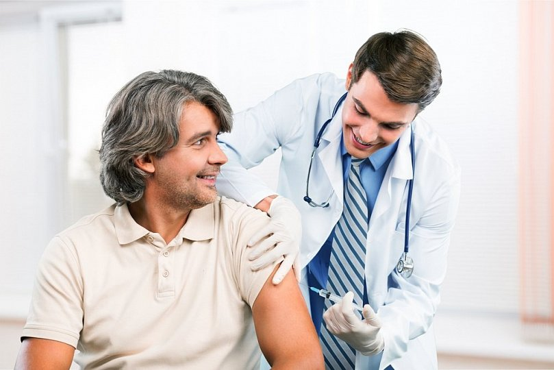 Прививка от гриппа при сахарном диабете: зачем она?