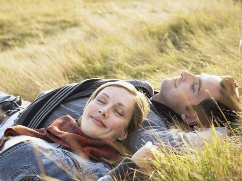Главный признак счастливых отношений