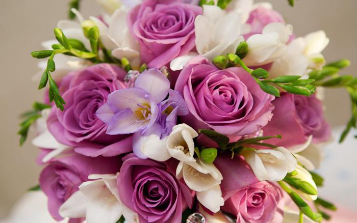 Цветы — отличный подарок