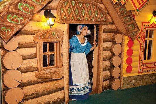 Удивительный театр «Сказкин Дом»