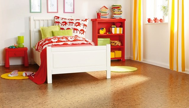 Какое напольное покрытие лучше выбрать для детской комнаты?