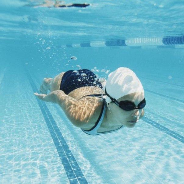 Десять заболеваний, которые лечит бассейн