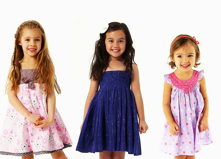 Выбираем одежду для девочки