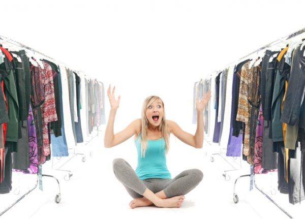 Выбираем одежду