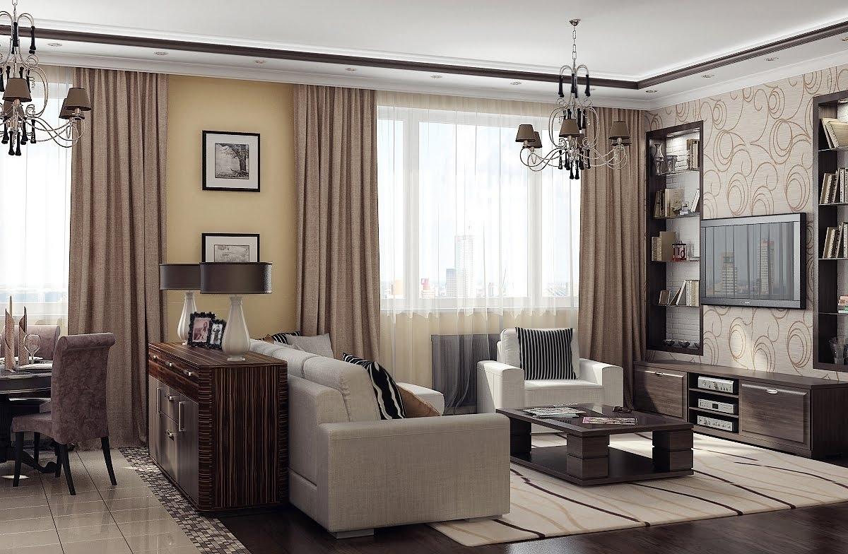 Как правильно выбрать мебель для современной гостиной