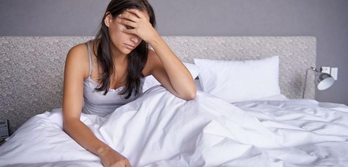 Ночные повышения температуры у женщин могут спровоцировать депрессию