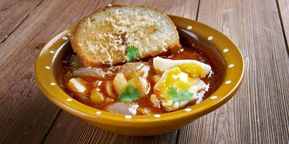 История и виды супов