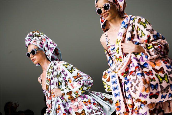 Что расскажет одежда о своем владельце. Женская одежда от дизайнера Sonya Kress.