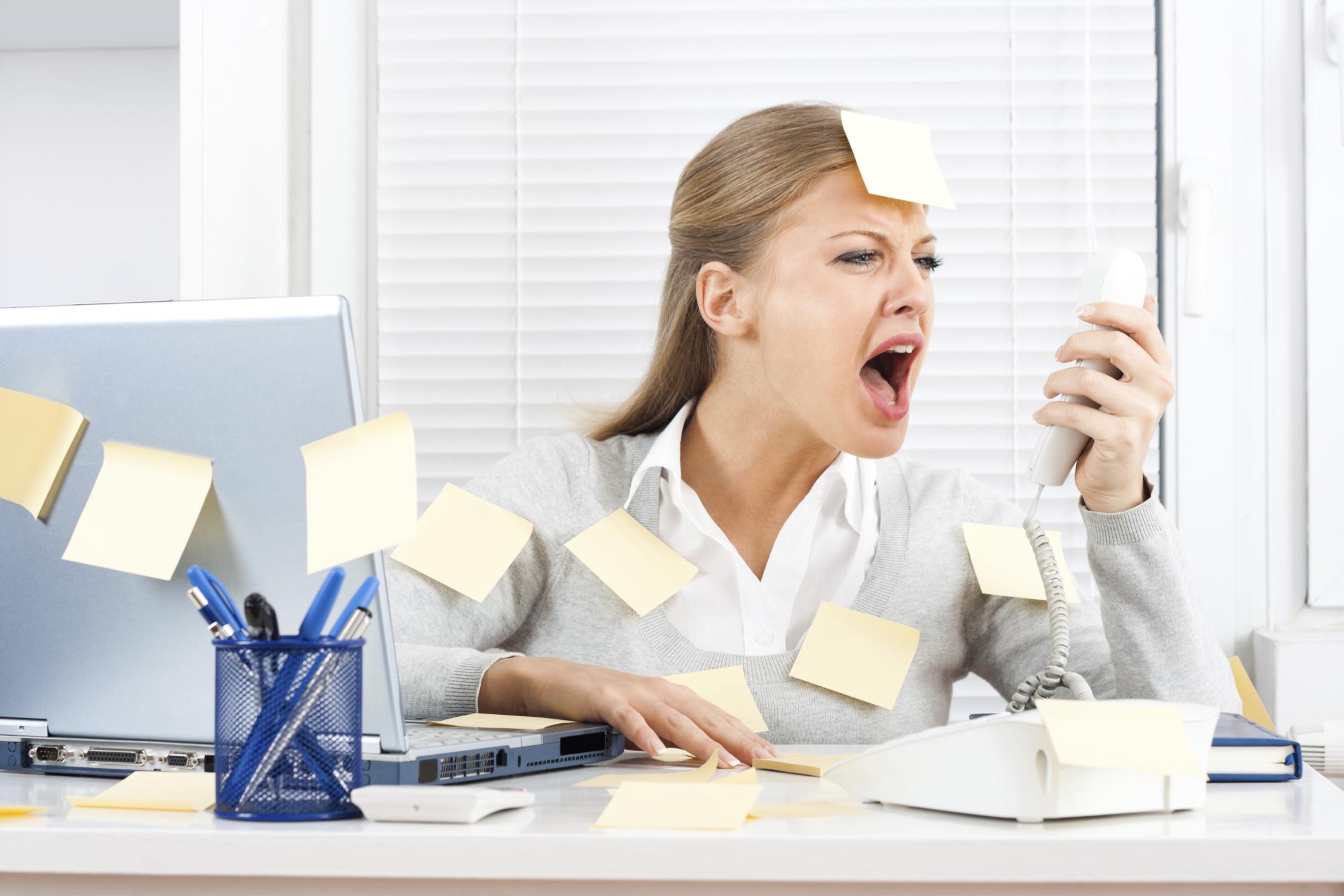 Стресс: откуда он берется и как с ним бороться?