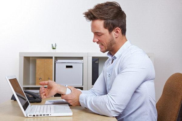 Упражнения для пальцев при работе за компьютером