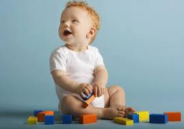 Влияние игрушек на развитие ребенка до года
