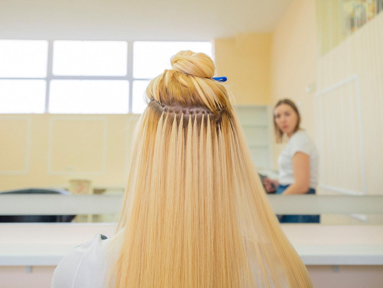 Где продавцы берут натуральные волосы