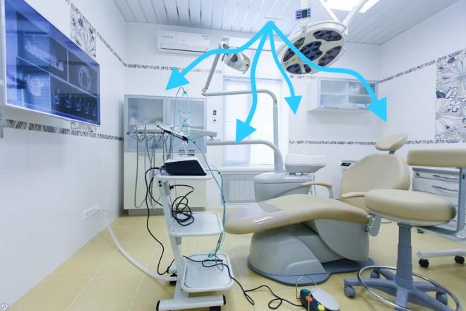 Общие нормы вентиляции для медицинских учреждений