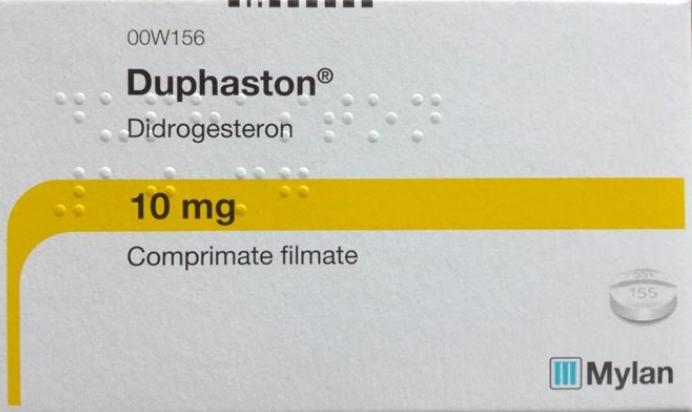 Дюфастон – аналог прогестерона синтетического происхождения