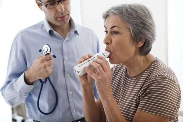 Новые методы диагностики астмы