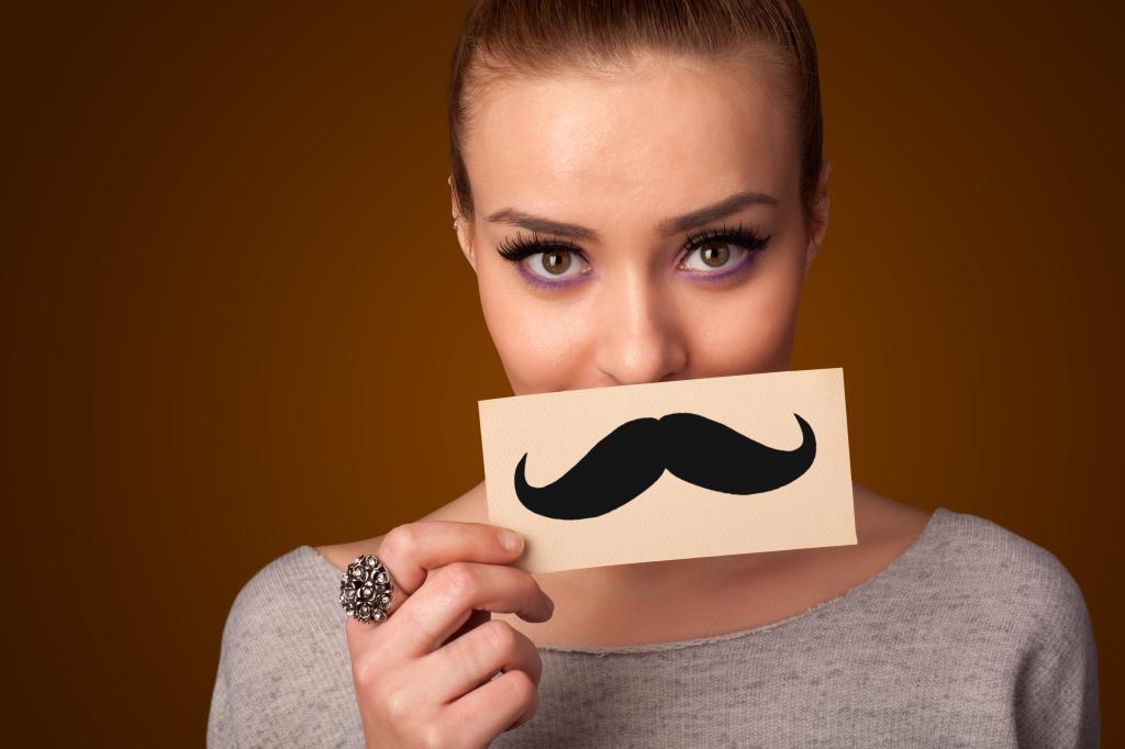 Гормональные нарушения, которые ведут к появлению волос на лице