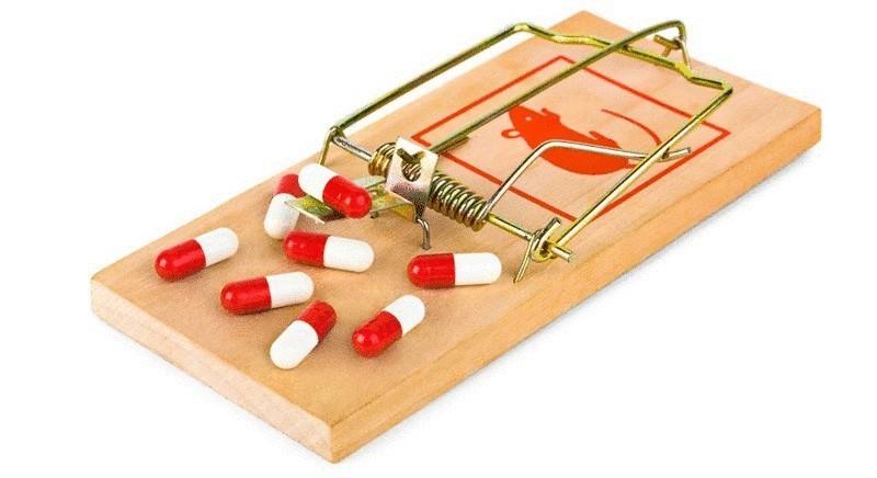 Побочные эффекты при приеме антибиотиков