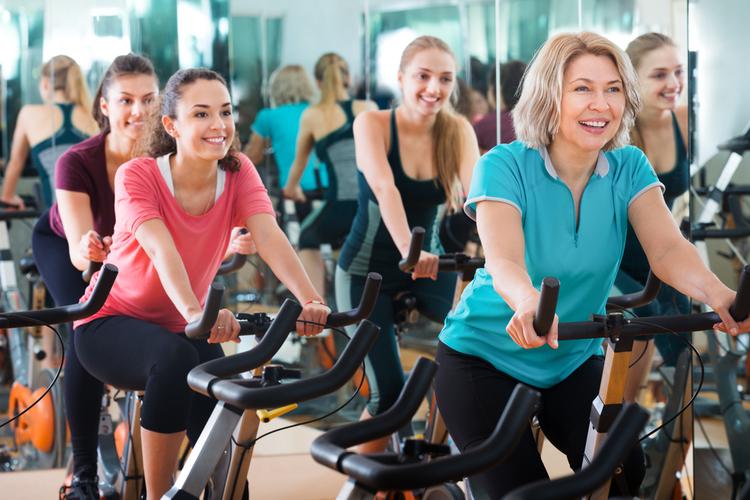 На депрессию лучше влияют умеренные тренировки