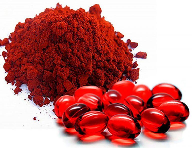 Астаксантин: мощнейший антиоксидант