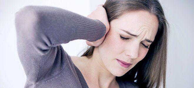 Болит ушная раковина снаружи