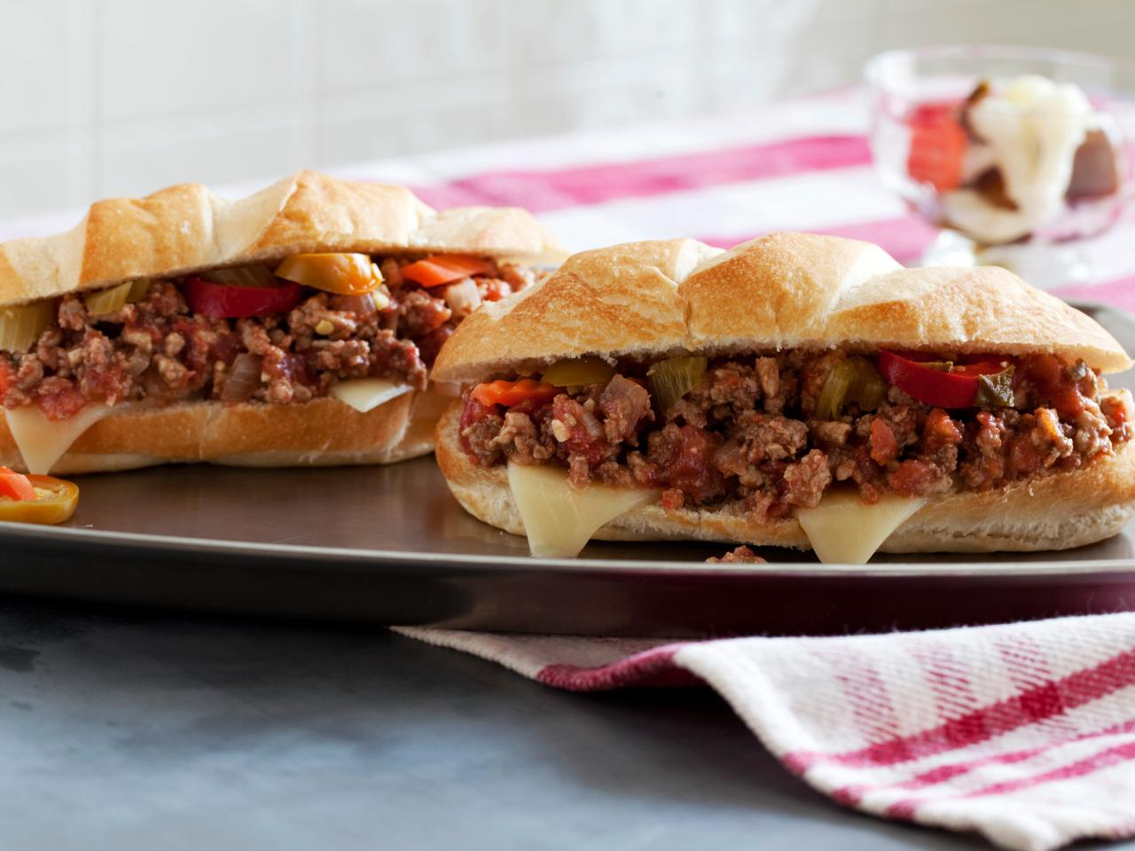 Рецепты сандвичей