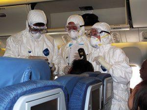 Защищает ли от распространения эпидемии запрет на авиаперелеты