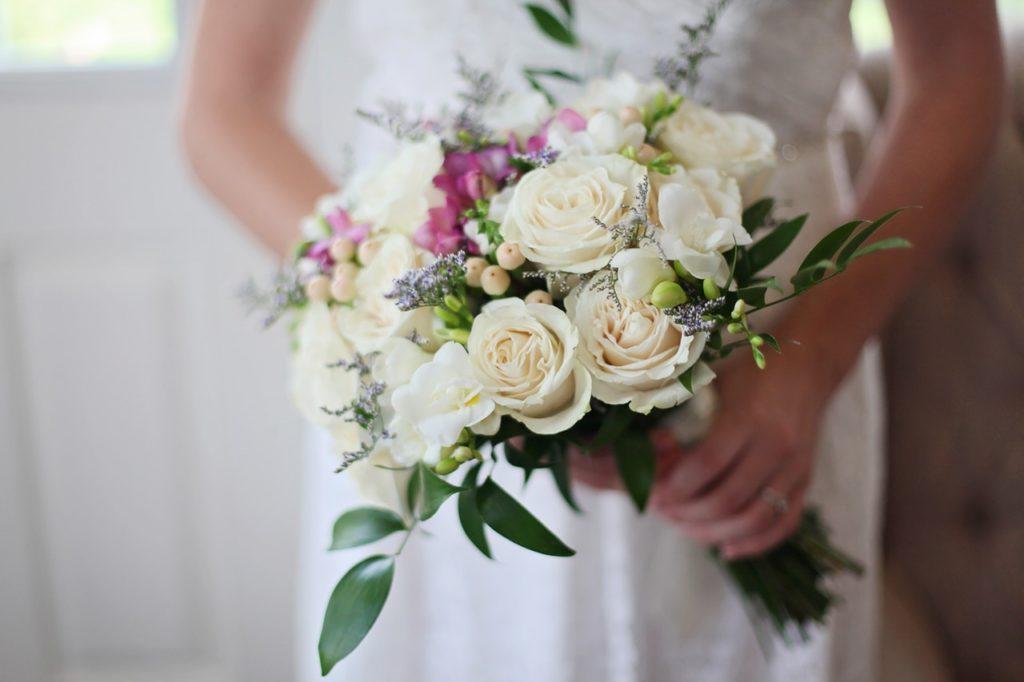 Из каких цветов составить букет невесты?