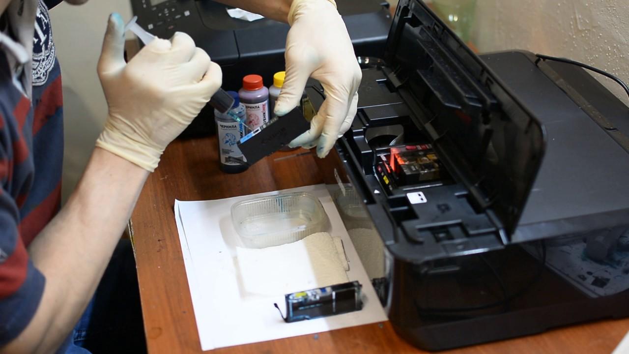 Как часто нужно заправлять картридж принтера