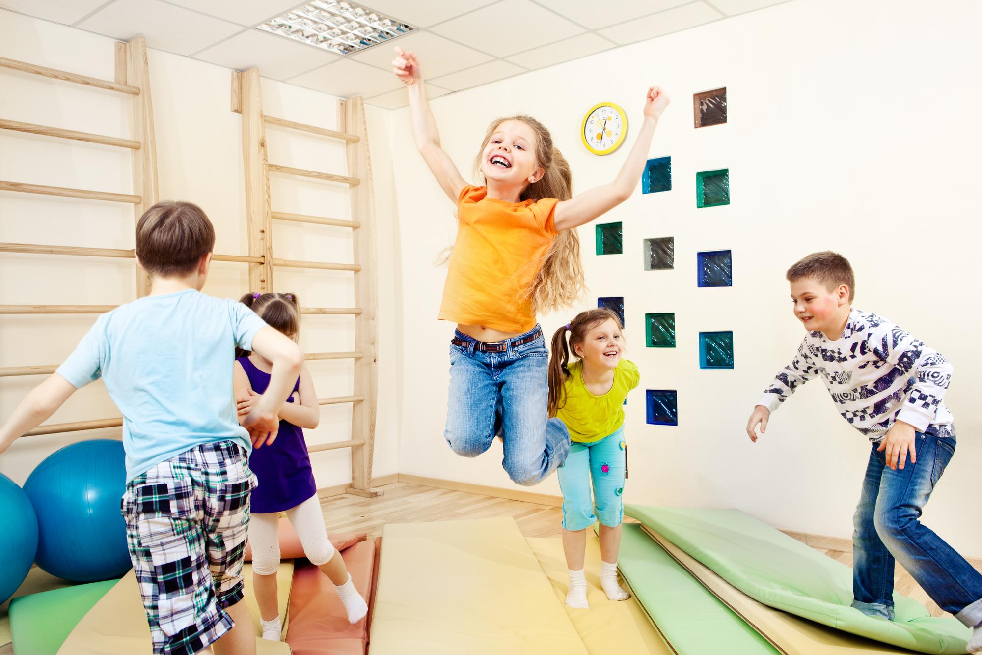 Лучшие виды спорта для детей с СДВГ