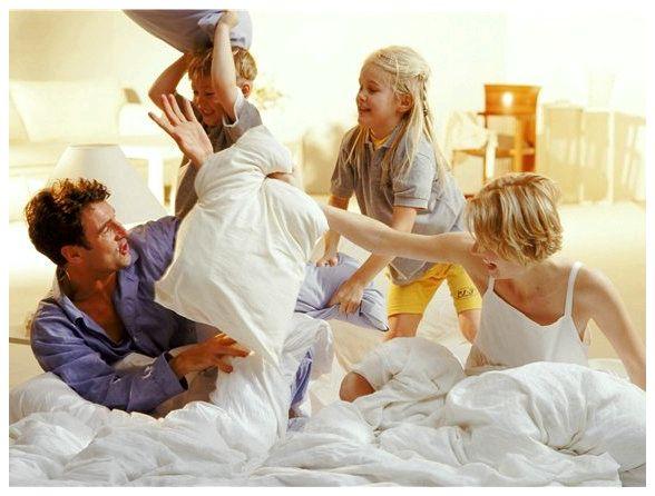 Как провести вечер вместе с семьей?