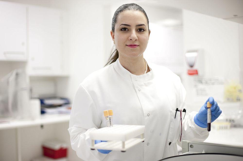 Какие проблемы решает врач-гематолог?