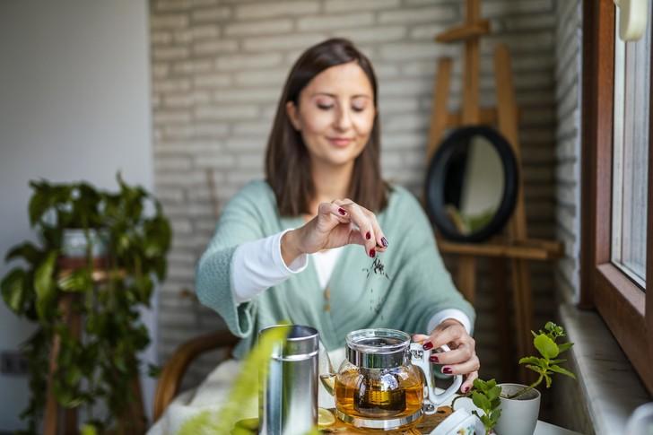Польза зеленого чая: защищает от болезней и продлевает молодость